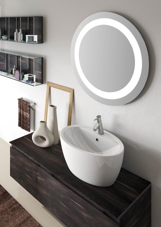 semplicità e pulizia, #bagno #design #madeinitaly #home #bathroom