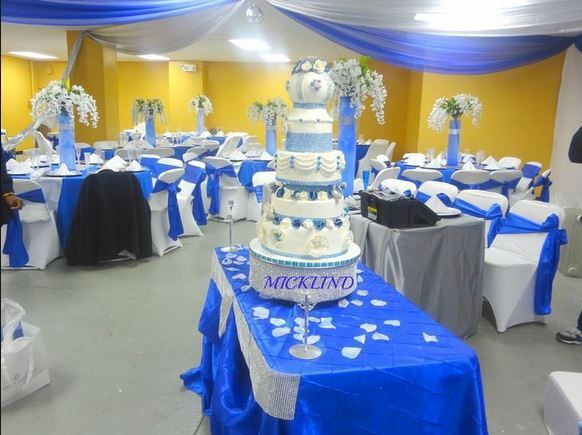 37 Fabulous Royal Blue Wedding Decorations Ideas