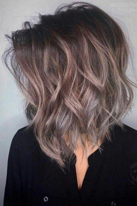 Trendige Haarschnitte mittlere Länge bis 2018 – #…