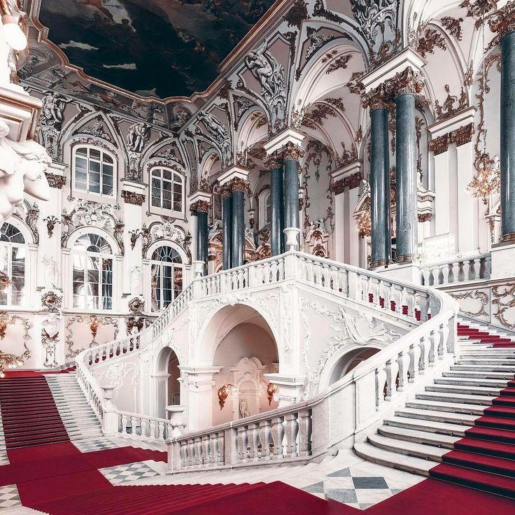 St.Petersburg. Winter Palace.