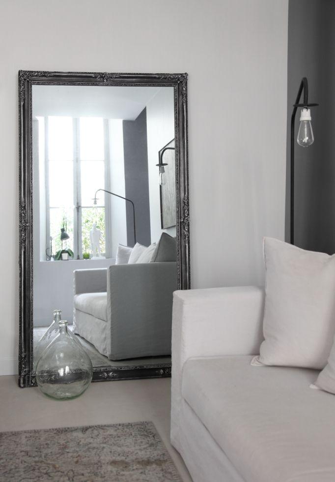 Les 392 meilleures images propos de id es pour la maison for Grand miroir pour salon
