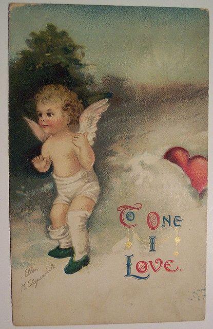 Valentine Vintage Card