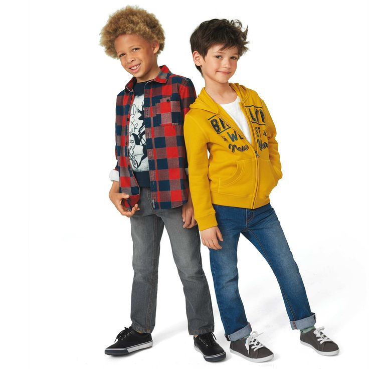 Jeans regular 5 tasche Infanzia bambino - Kiabi - 7,00€