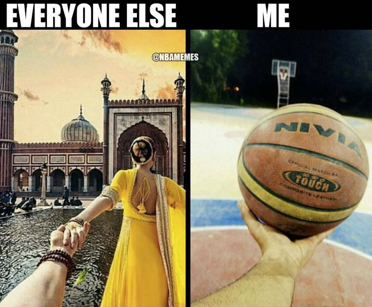 RT @NBAMemes: Ball is life. - http://nbafunnymeme.com/nba-funny-memes/rt-nbamemes-ball-is-life-3