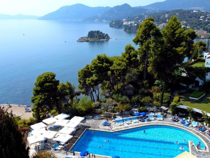 Corfu Island Hotel Corfu Holiday Palace Greece, Europe Stop at Hotel Corfu Holiday Palace to discover the wonders of Corfu Island. Offering a variety of facilities and services, the hotel provides all you need for a good night's sleep. Free Wi-Fi in all rooms, 24-hour front desk, express check-in/check-out, luggage storage, Wi-Fi in public areas are there for guest's enjoyment. Designed for comfort, selected guestrooms offer television LCD/plasma screen, private pool, air cond...