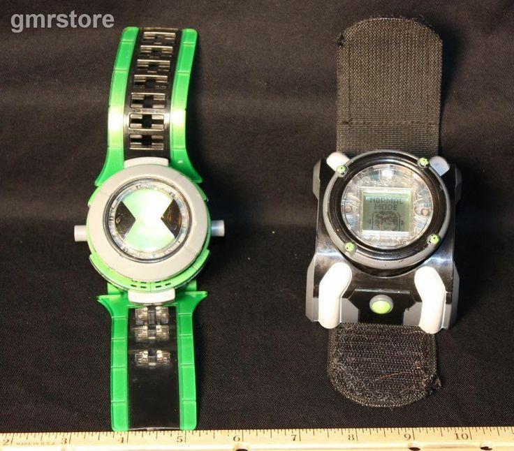 Ben 10 Alien LCD Omnitrix Deluxe Game Wrist Watch Plus