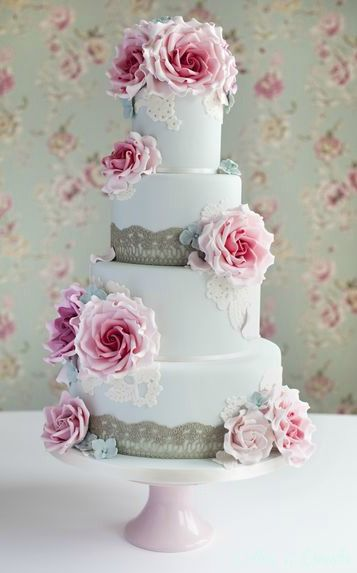 shabby chic wedding cake ideas 1000 ideas about shabby chic cakes on rabbit 19767