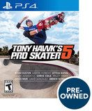Tony Hawk's Pro Skater 5 - PRE-Owned - PlayStation 4