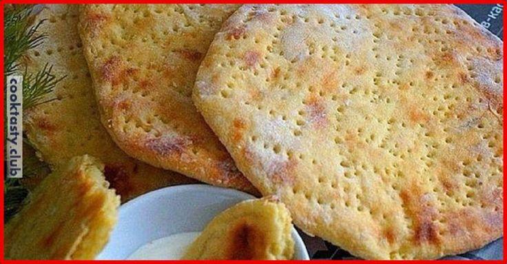 Хрустящие финские картофельные лепёшки - Apetitno.TV