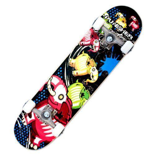 Punisher Skateboards Elephantasm  Complete 31-Inch Skateboard All Maple by Punisher Skateboards, http://www.amazon.com/dp/B004JRDO2Q/ref=cm_sw_r_pi_dp_s7utqb0T381WR