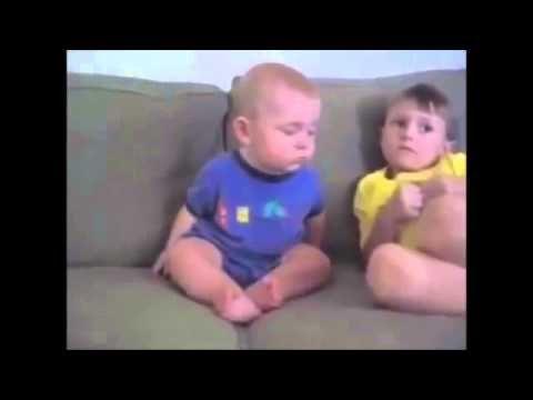 Videos Graciosos de Bebes y mas  Mejores videos de risa 2015!!!