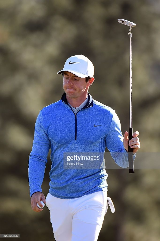 HBD Rory McIlroy May 4th 1989: age 27