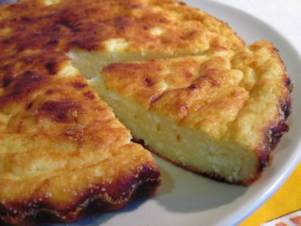 Cottage cheese zapikanka with bluberries russian recipes for Cuisine x roussien
