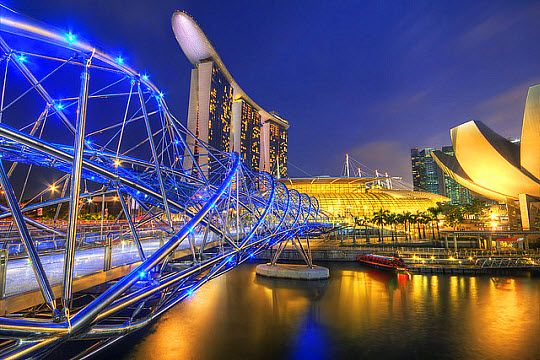 9 Reasons to Visit Singapore in 2015