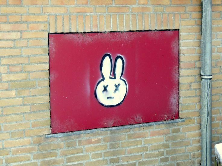 Nijntje in Dokkum. Friesland