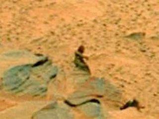 Η ΛΙΣΤΑ ΜΟΥ: Εντοπίστηκε γυναικεία μορφή στον Άρη