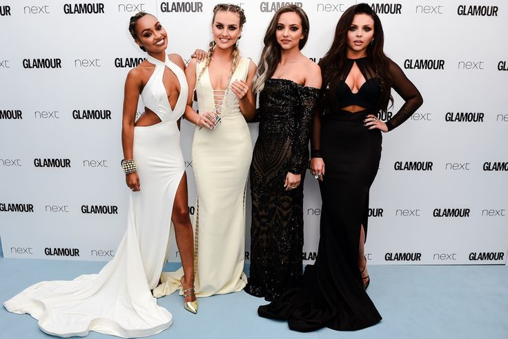 And the Glamour; Music Act of the Year Award goes to… Little Mix!
