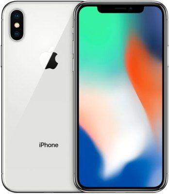20170912 iPhone X finish silver