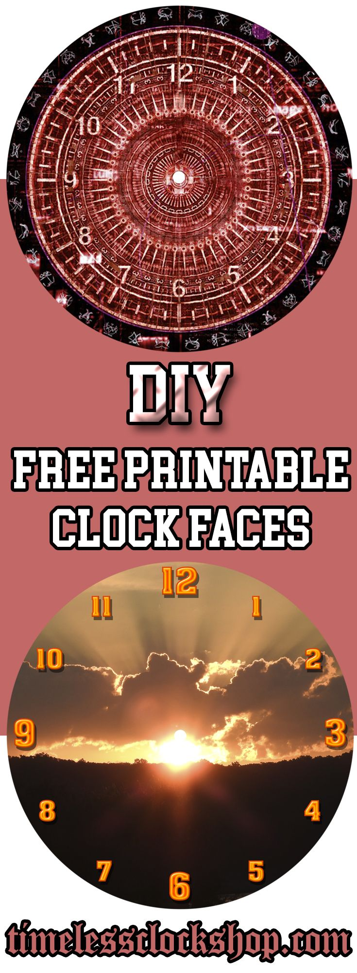 """If You Are Looking For Creative Gift Ideas, Sincerely Thoughtful Gifts, Or That """"Challenging"""" Gifts For Wife, The Timeless Clock Shop Can Help.  FREE Pics and Graphics To Aid With Your Online Clock Designs or Your DIY Wall Decor."""