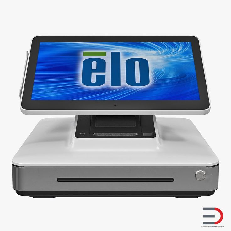3D Mobile POS Terminal Elo PayPoint