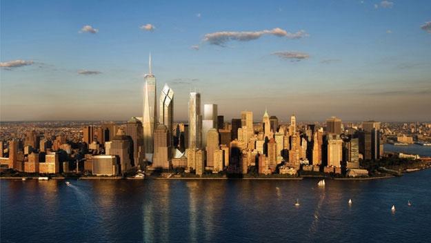 Vist the New World Trade Center