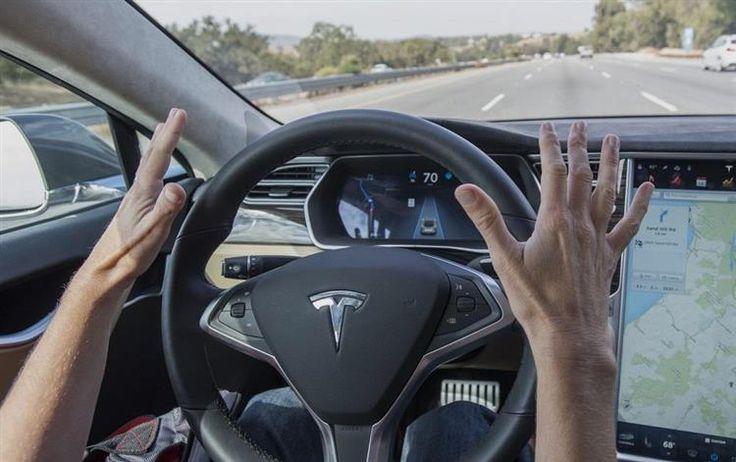 Voiture autonome : Tesla Motors investit le marché de l'assurance
