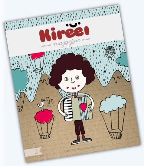 Kireei Magazine