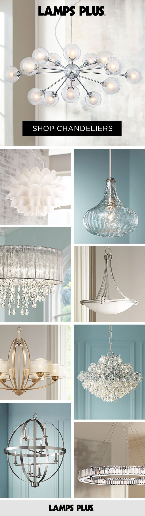 1279 best Chandeliers images on Pinterest | Chandeliers, Chandelier ...