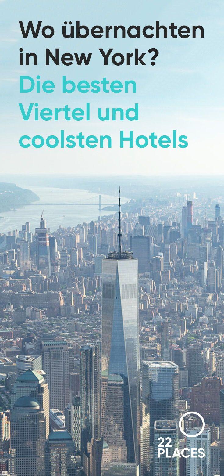 Wo übernachten in New York? Top Stadtteile & Hoteltipps