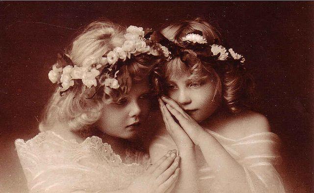 Vintage Children by Art & Vintage, via Flickr