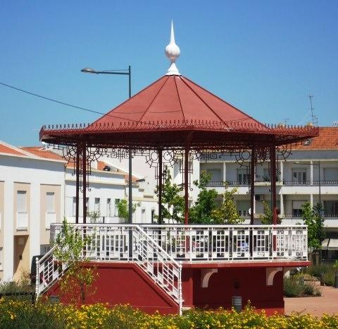 Reanimar os Coretos em Portugal: Grândola