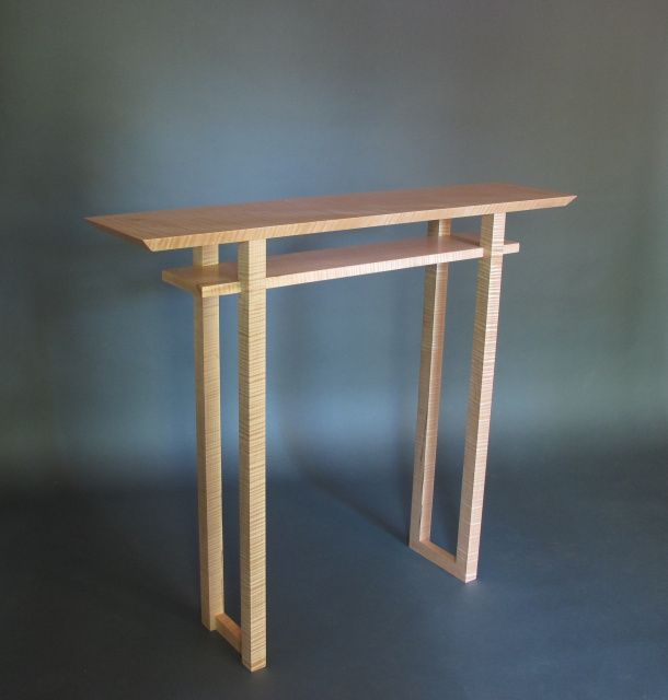 Thin Hallway Table