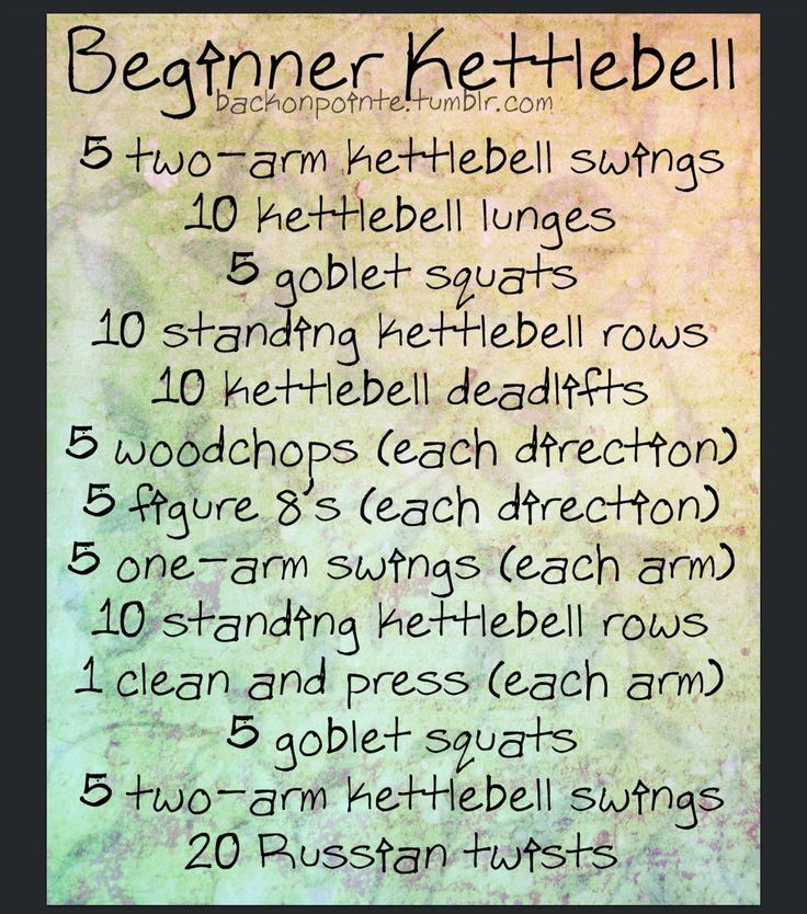 Beginner Kettlebell