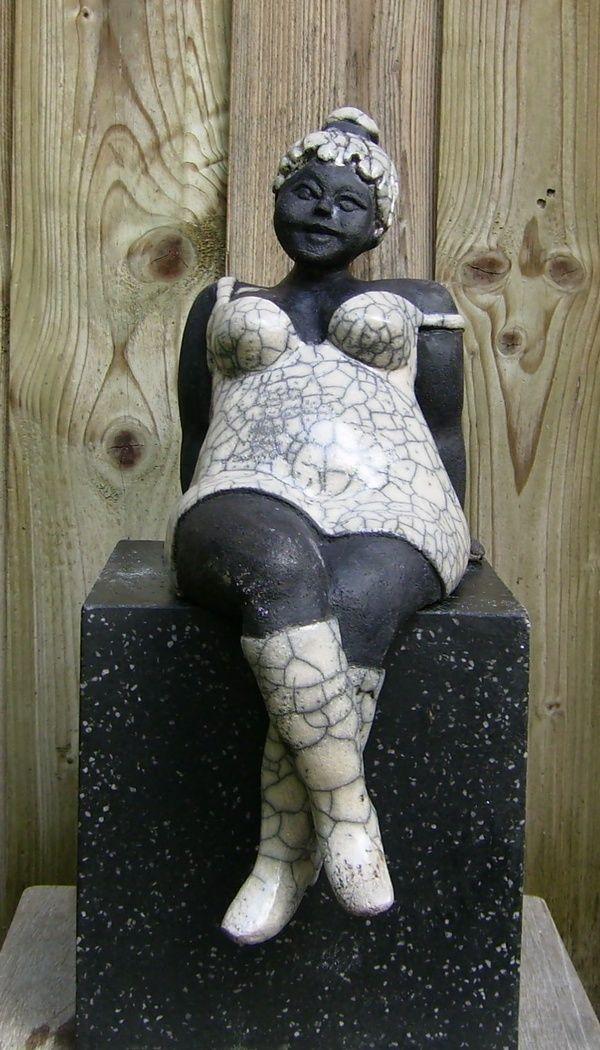 71 besten raku bilder auf pinterest keramik skulptur und skulpturen. Black Bedroom Furniture Sets. Home Design Ideas