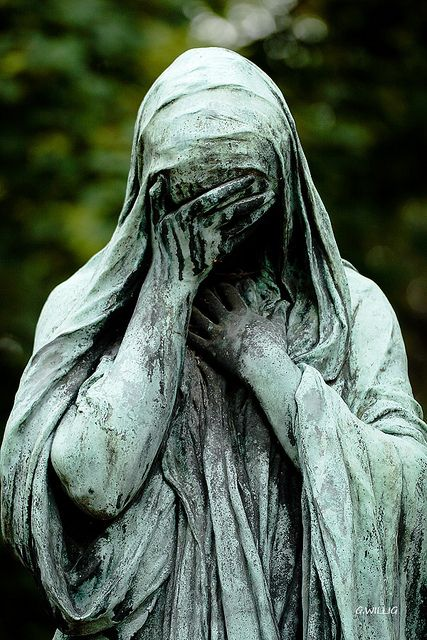 Pere Lachaise Cemetery, Paris XX