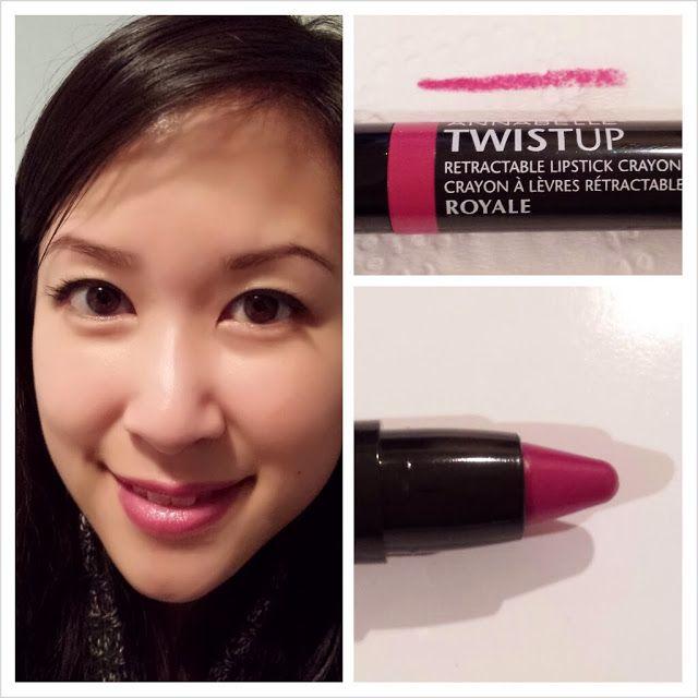 Just J: Annabelle Cosmetics #24Days TwistUp Lipstick Challenge: Week 3