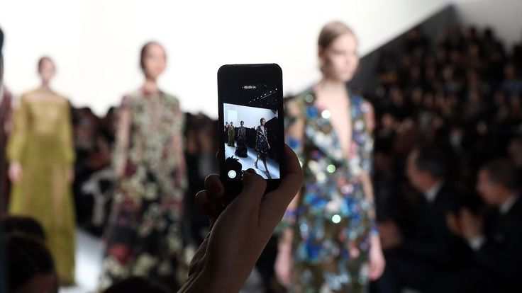 Never miss a #NYFW post again.