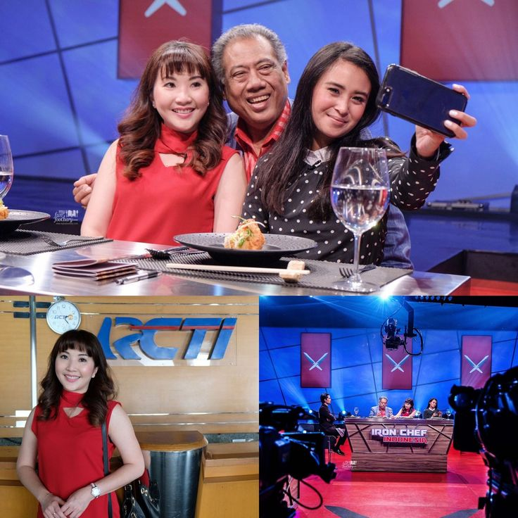 Behind the scene from our shooting for Iron Chef Indonesia episode 4. We're grateful for this opportunity! ☺️