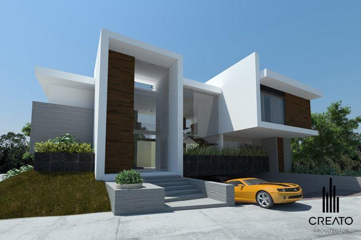 Creato Modern House Exterior Architecture House Contemporary Architecture