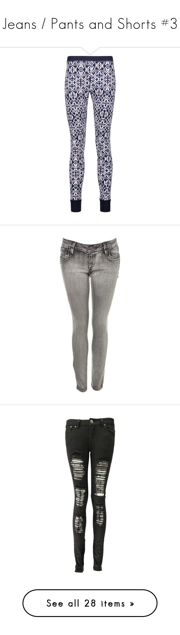 """Jeans / Pants and Shorts #3"" by bubble-loves-you ❤ liked on Polyvore featuring multi, color block jersey, jeans, pants, bottoms, calças, skinny jeans, women's clothing, acid washed jeans and gray skinny jeans"