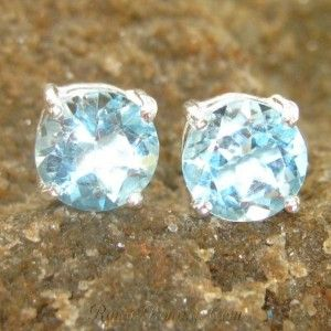 Anting Topaz Silver 925