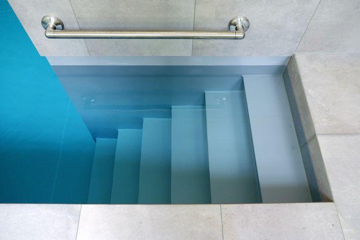 Luxe binnen zwembad - Aqua Unique