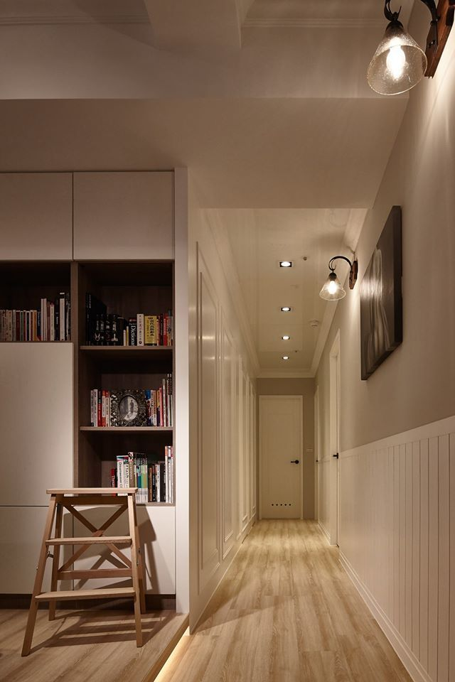 INTERIOR | 35평의 이클레틱 아파트 인테리어 :: FabD(팹디)