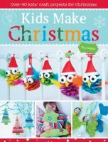 Great for kids or adults looking for fun and festive crafts and baking.