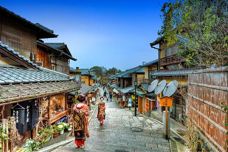 Kyoto città dai mille templi cosa vedere quando andare come muoversi