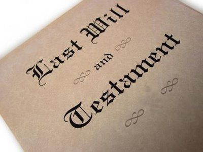 Do you need a Last #Will and Testament?