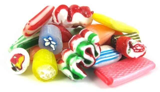 This is the same hard-to-find old-fashioned Christmas candy you used to look forward to every year. #stockingstuffers