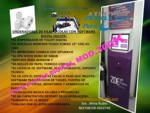 Venta de sistemas de colas electronicas para tv. - Cusco - avisos y anuncios clasificados gratis en Perú