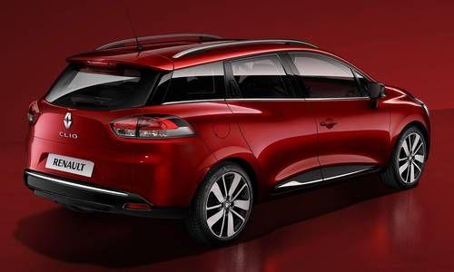 #Renault #ClioEstate. Le break au ligne athlétique, inspirée des breaks sportifs haut de gamme.