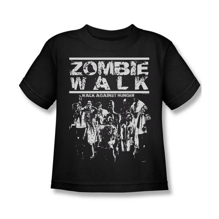 Zombie Walk Kids T-Shirt